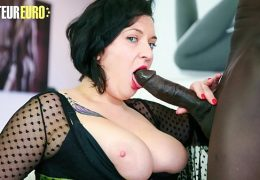 AMATEUR EURO – Hardcore Casting Sex With A Delicious Big Tits Latina MILF Paola Diamante